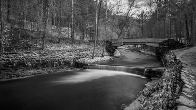 Stony Brook in Infrared.