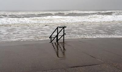 Storm in Rockaway