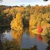 Stourhead Garden Lake