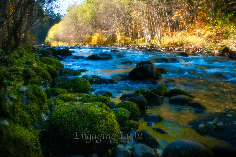 Autumn Beauty on the North Santiam
