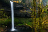 Later Autumn at Silver Falls