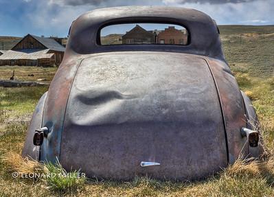 Old Car Bodie - 2012