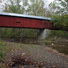 Pine Bluff Covered Bridge, Putman County, Indiana