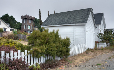 Capella Street - Mendocino, California