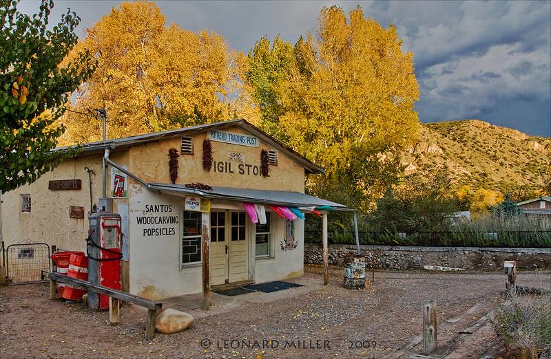 Vigil Store - Potrero, New Mexico 2009