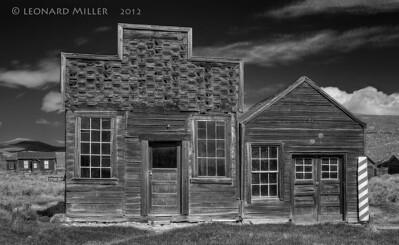 Barber Shop - Bodie - 2012
