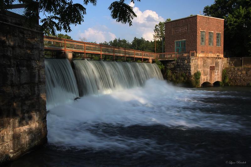 Mammouth Springs Dam, Mammouth Springs, Arkansas