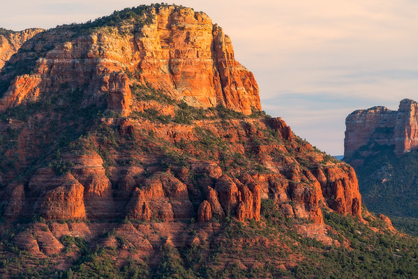 Sedona's Iconic Red Sandstone