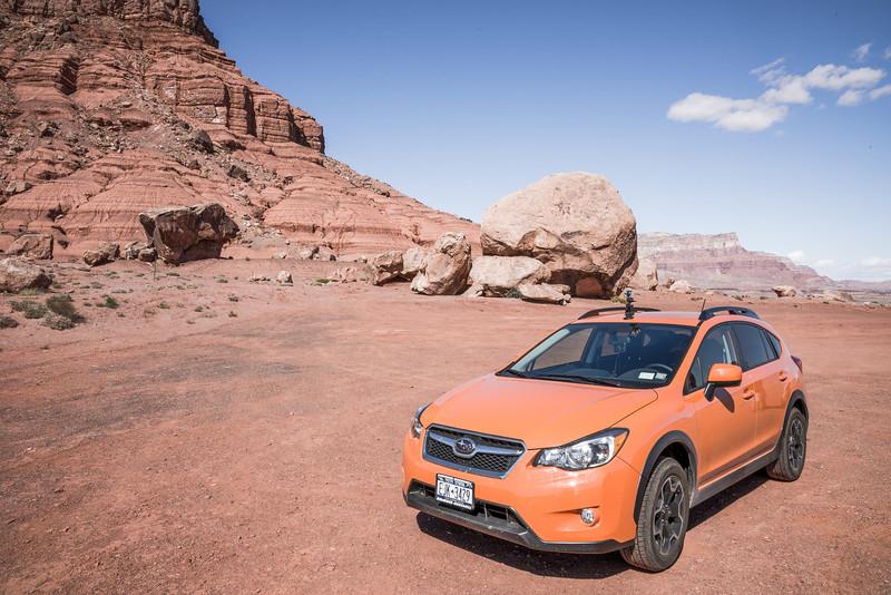 Subaru Crosstrek Adventure