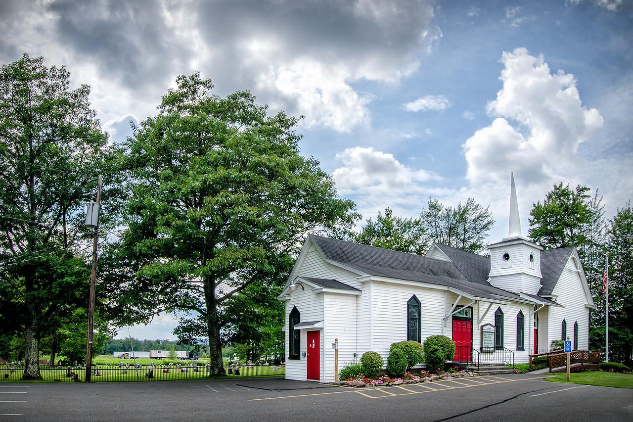 Blakeslee Methodist Church, Blakeslee, PA<br /> 2048 x 1365 px