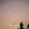 16  G Moon and Venus