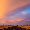 27  G Sunday Evening Sunset Road V