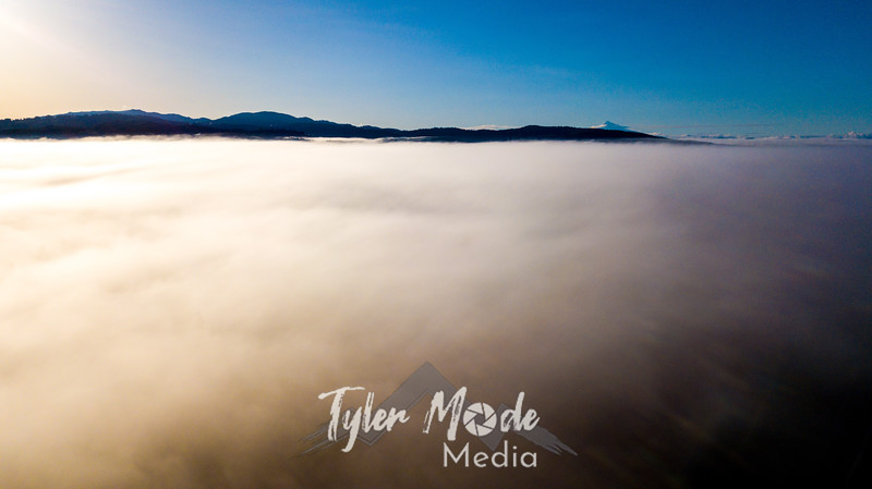 8  G Above Fog Drone