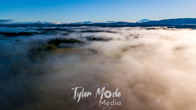 12  G Above Fog Drone