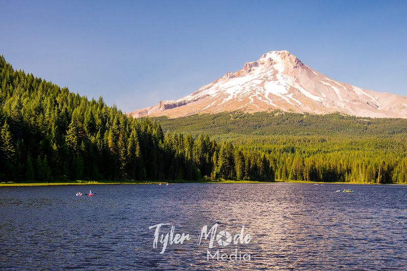 6  G Mt  Hood and Trillium Lake