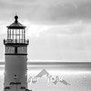 14  G North Head Lighthouse BW