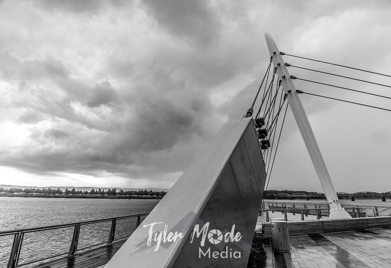 3  G Stormy Waterfront Wide BW