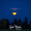 16  G Moonrise and Mt  Hood