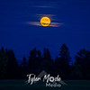 20  G Moonrise and Mt  Hood