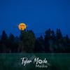 13  G Moonrise and Mt  Hood