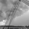 10  G Stormy Waterfront BW V