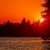 2  G Lacamas Lake Sunset