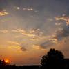 6  G Sunrise Rays Wide