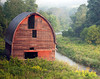 The Barn-by-Stream