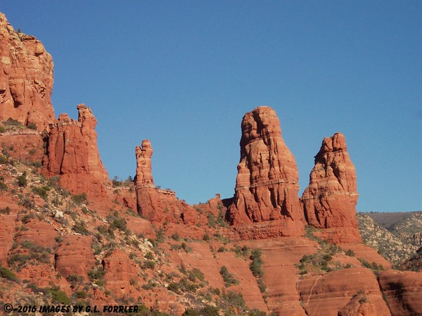 The Red Spires