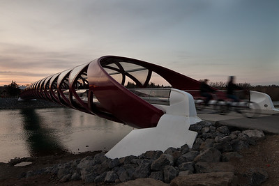Peace Bridge, Calgary Alberta