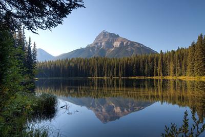 Pilot Pond, Banff