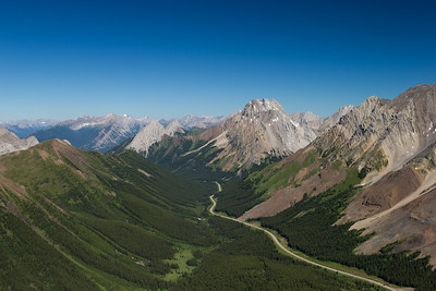 Highwood Pass, Kananaskis Alberta