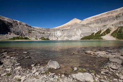 Rockbound Lake, Banff