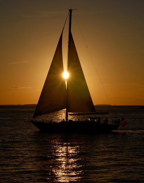 """Split the Sail"" Key West, FL"