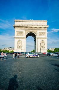 Arc de Triomphe-1