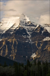 Mt. Robson. British Columbia.