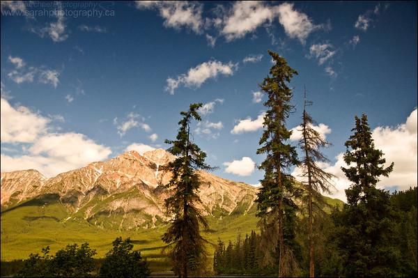 Patricia Lake. Jasper, Alberta.