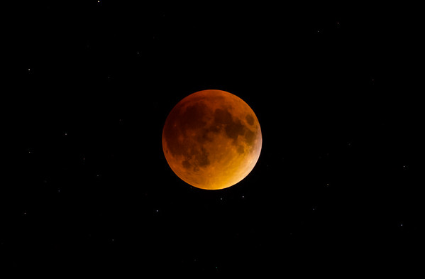 #SuperBloodMoon