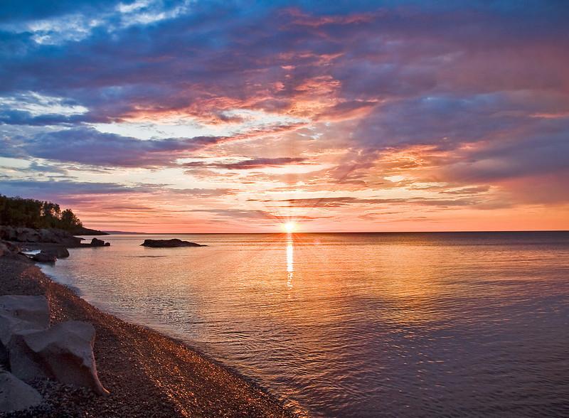 Temperance Sunrise