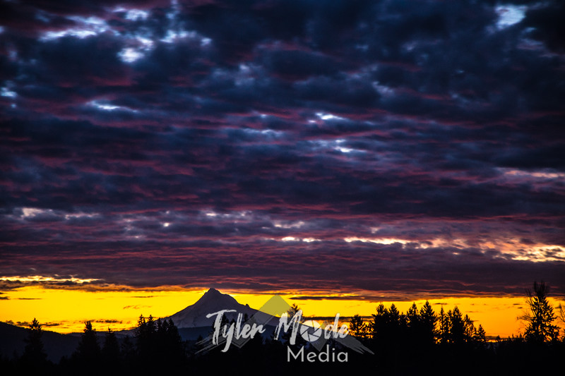 1  G Mt  Hood Sunrise