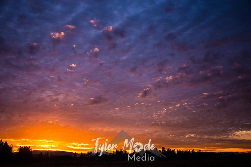 140  G Mt  Hood Sunrise Wide