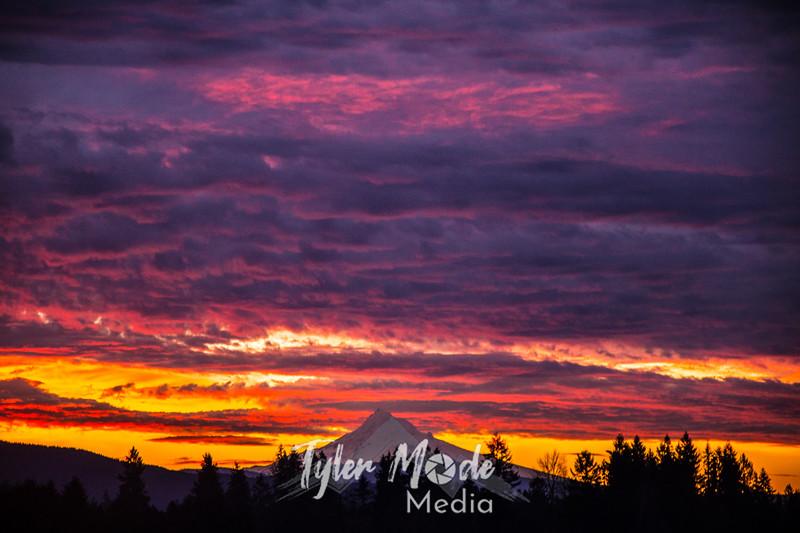 49  G Mt  Hood Sunrise