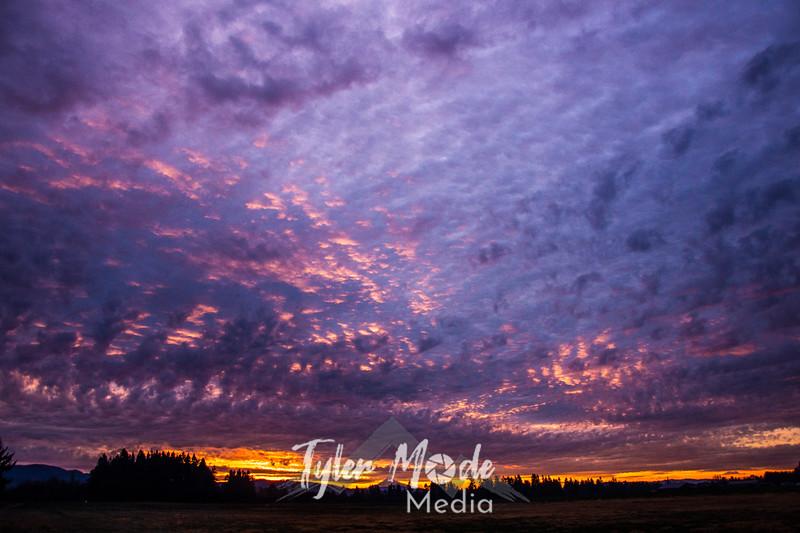 121  G Mt  Hood Sunrise Wide