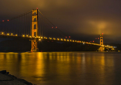 Sunrise GG Bridge