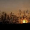 Sunrise, Big Creek Natural Area