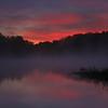 Sunrise, Lake Barnett, Arkansas
