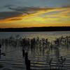 Sunset, Greers Ferry Lake, Arkansas