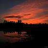 Sunrise, Cache River Wetlands Center, Karnak, Illinois