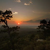 Sunset, Petit Jean Mountain