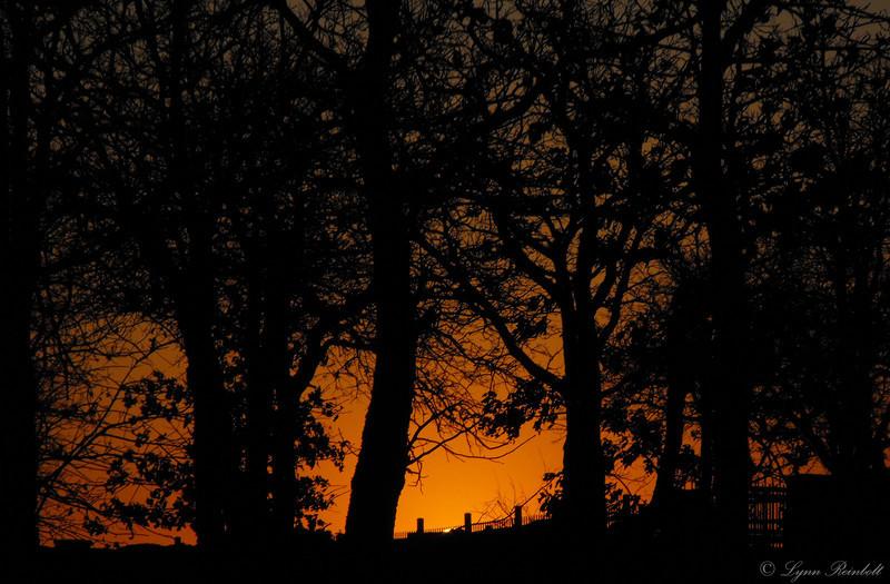 Sunrise, Petit Jean State Park, Arkansas
